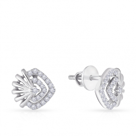 Mine Platinum Earring UIER26210PT