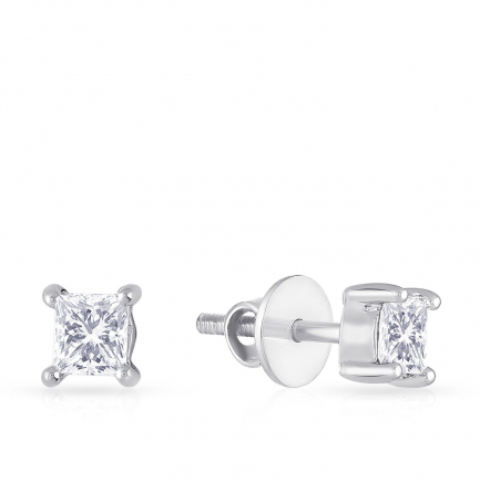 Mine Platinum Earring UIER39556PT