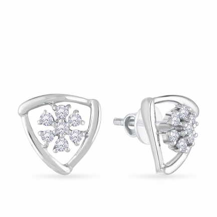 Mine Platinum Earring UIER39557PT