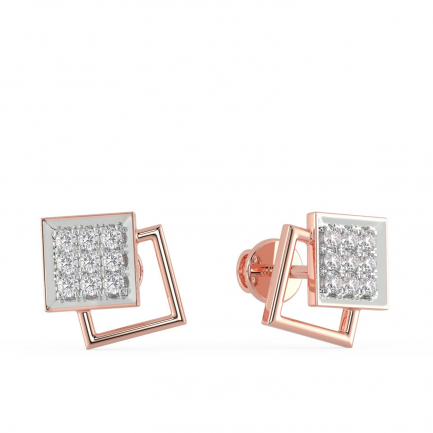Mine Diamond Earring UIER43234