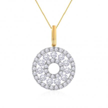 Mine Diamond Pendant VKDPP001UJ