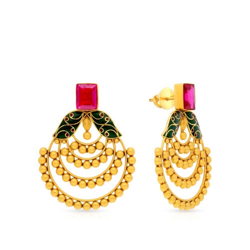 Malabar Gold Earring ANKDN21ER01