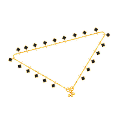 Malabar Gold Anklet Pair ASAN123659