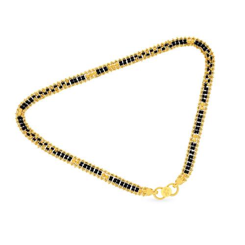 Malabar Gold Anklet Set ASAN548180