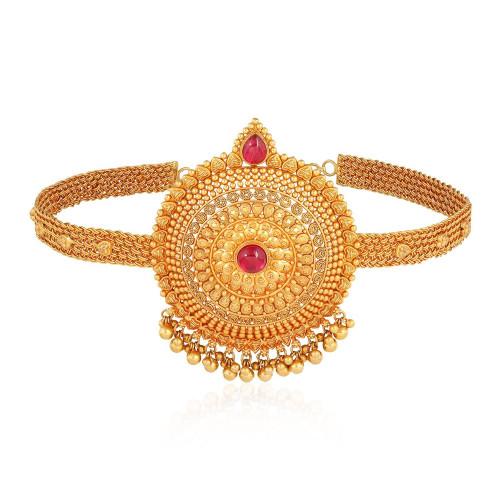 Marathi Bride Divine Armlet ATDICDTRVNA025