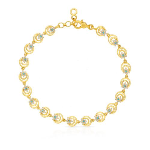 Malabar Gold Bracelet BL035812
