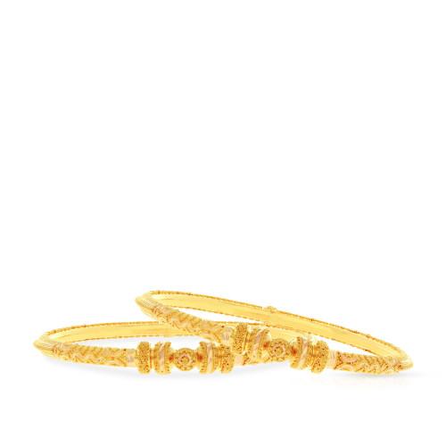 Malabar Gold Bangle Set BSBG038811