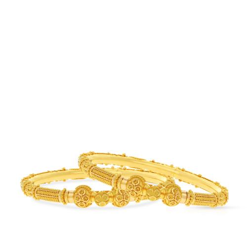 Malabar Gold Bangle Set BSBG038814
