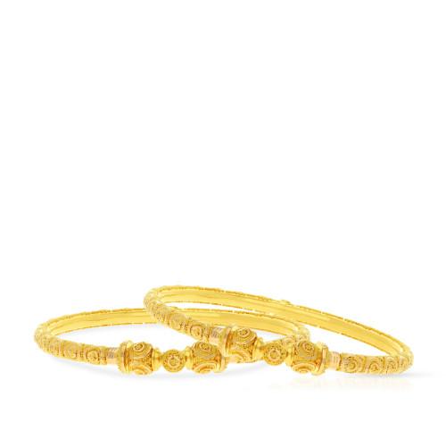 Malabar Gold Bangle Set BSBG038817