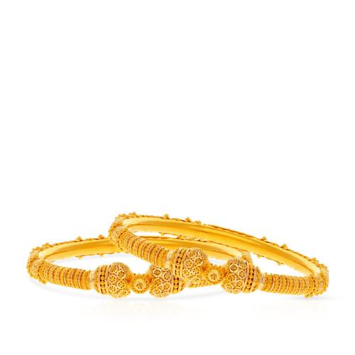 Malabar Gold Bangle Set BSBG038821