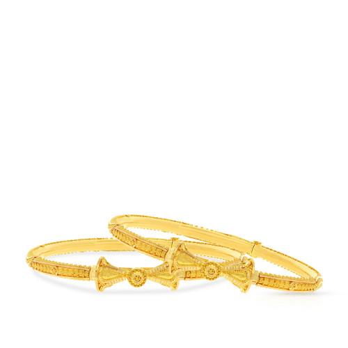 Malabar Gold Bangle Set BSBG038825