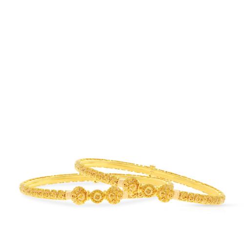 Malabar Gold Bangle Set BSBG038849