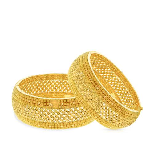 Malabar Gold Bangle Set BSBG038881