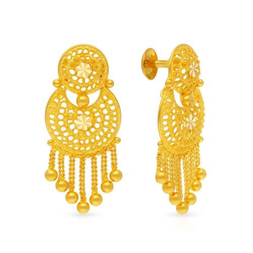 Malabar Gold Earring EG346906