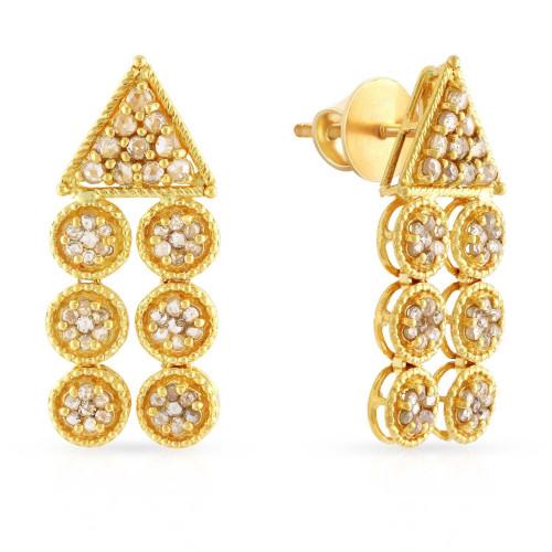 Era Uncut Diamond Earring EG405023_US