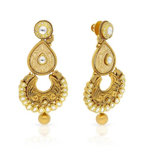 Ethnix Gold Earring EG613860