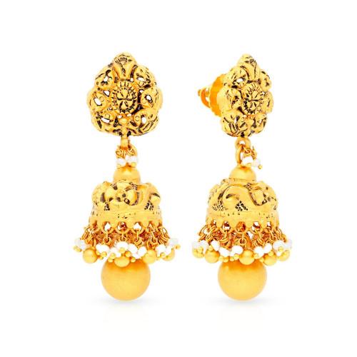 Ethnix Gold Earring EG748850