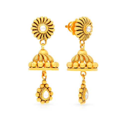 Ethnix Gold Earring EG932973