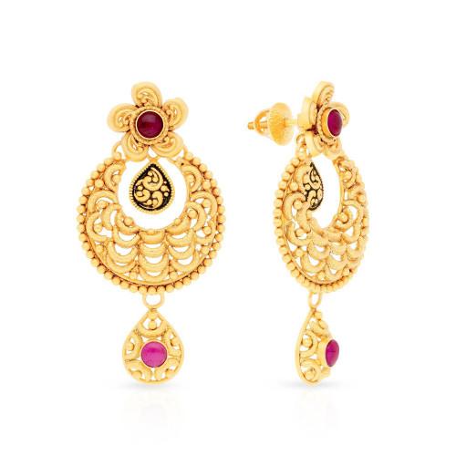 Ethnix Gold Earring EG940069