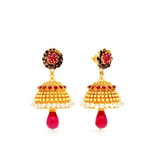 Ethnix Gold Earring EG958030