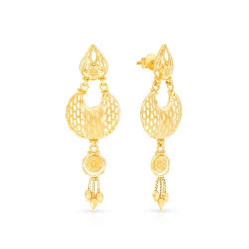 Malabar Gold Earring EG991067