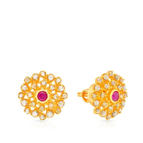Era Uncut Diamond Earring EGNPRE109ER1