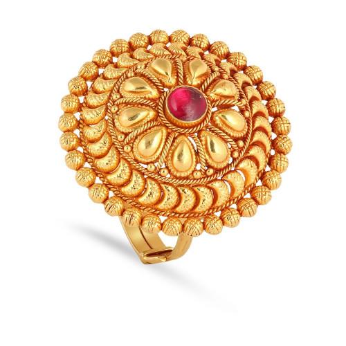 Marathi Bride Divine Ring FRDICDTRBRA008