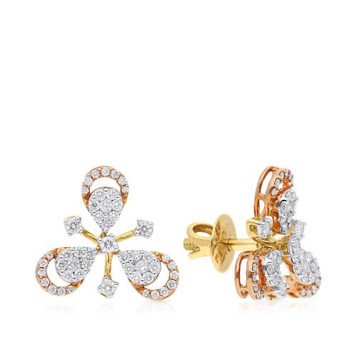 Mine Diamond Earring MBDINB013ER2