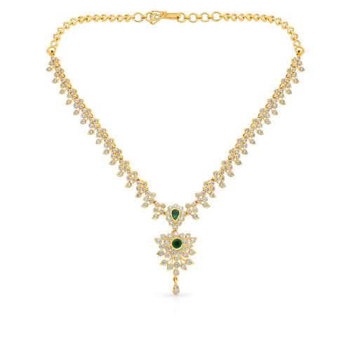 Mine Diamond Necklace MCDTRA043NK1