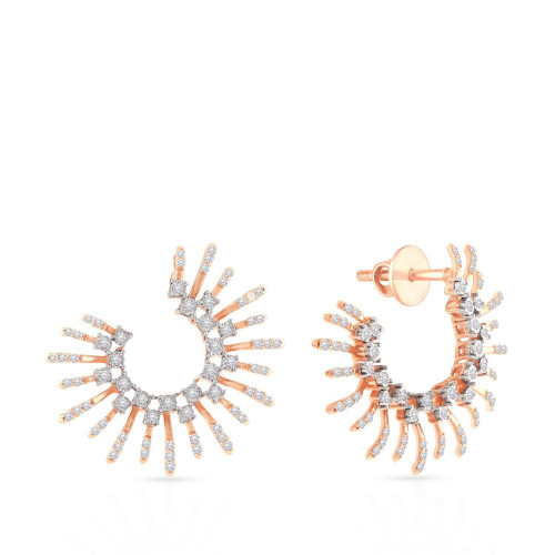 Mine Diamond Earring MDIDIA011ER2_US