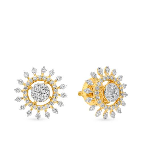 Mine Diamond Earring MGNGEN295ER1