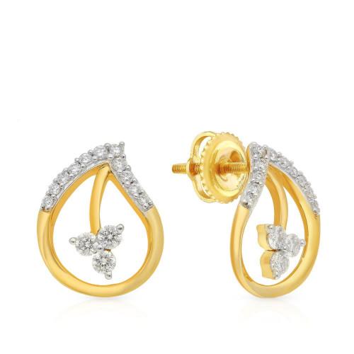 Mine Diamond Earring MNAPAN063ER1