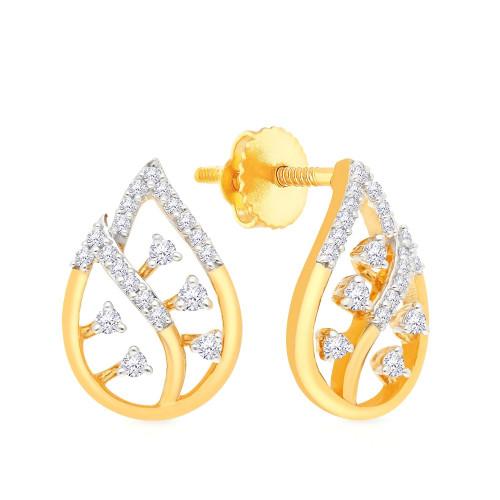 Mine Diamond Earring MNAPAN067ER1