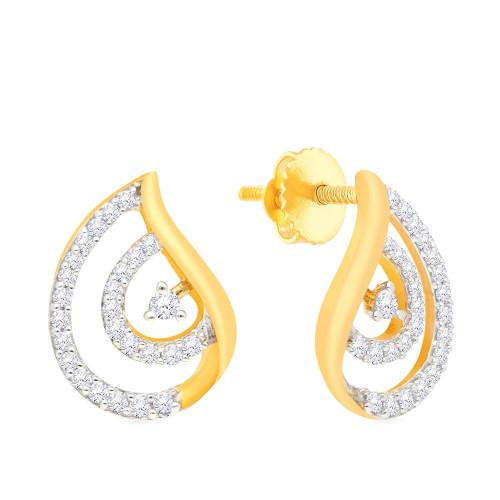 Mine Diamond Earring MNAPAN074ER1