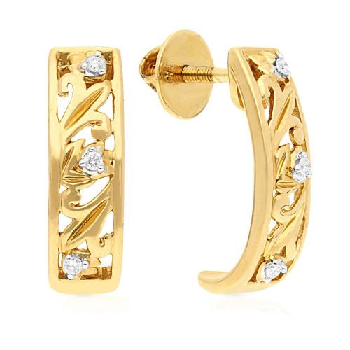 Mine Diamond Earring MNGNER18857