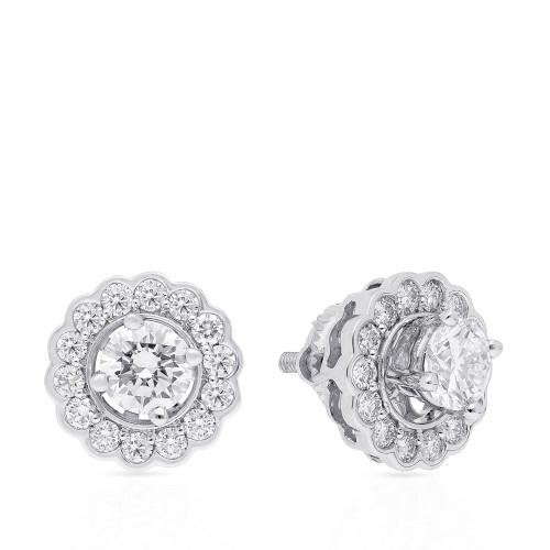 Mine Diamond Earring MSOHAL003ER1