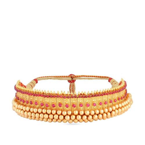 Marathi Bride Malabar Necklace NEDICDTRCKA027