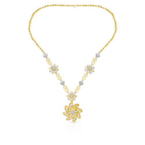 Malabar Gold Necklace NK380006