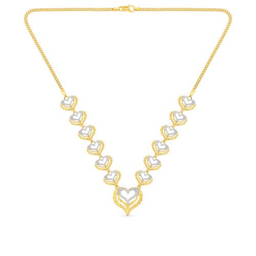 Malabar Gold Necklace NK380026