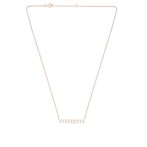 Mine Diamond Pendant with chain PD129401