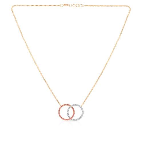 Mine Diamond Pendant with chain PD129402
