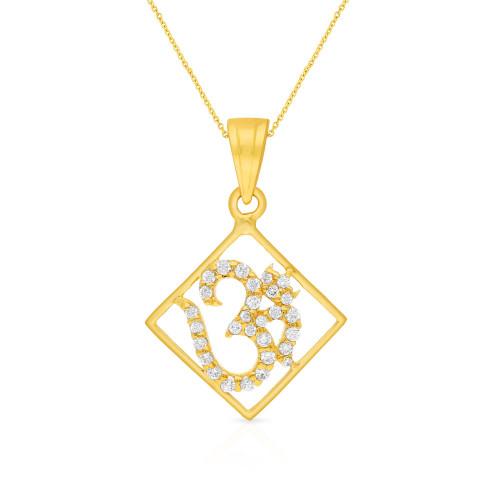 Malabar Gold Pendant PD302382