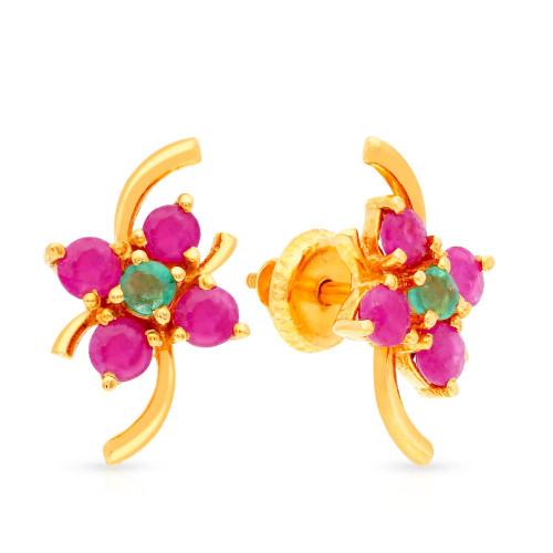 Precia Gemstone Earring PGNFNC075ER1