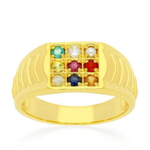 Precia Gemstone Ring PTRDNVR329RN1