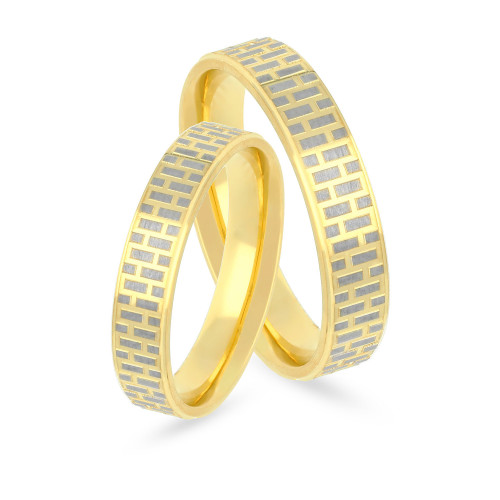 Mine Diamond Couple Band RSMEAWDB374RN0