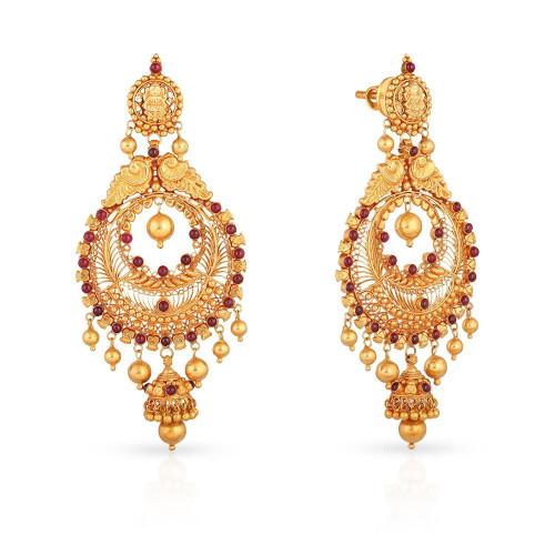 Marathi Bride Divine Earring STDICDTRHIA080