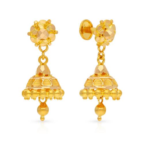 Malabar Gold Earring USEG037345