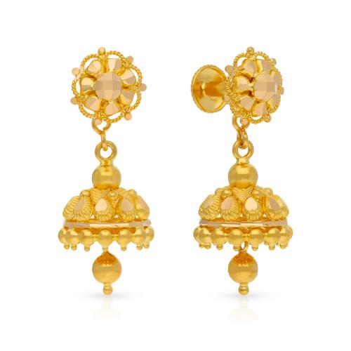 Malabar Gold Earring USEG037346