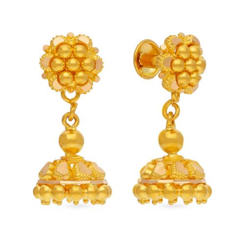 Malabar Gold Earring USEG037347