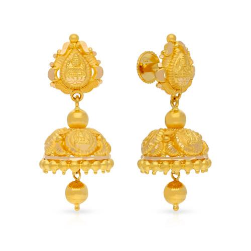 Malabar Gold Earring USEG037350